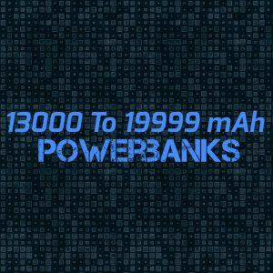 13000 To 19999 mAh