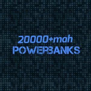 20000mah+
