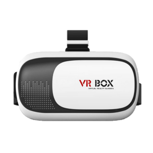 VR BOX 2.0 Virtual Reality 3D Glasses (VR Headset)