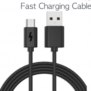 Fast Charge Supportable Cables