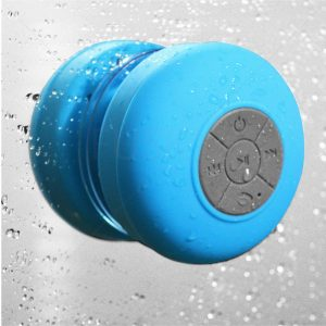 Waterproof Bluetooth Speaker 2W (6 Colors)