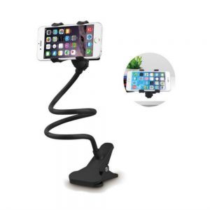Mobile Holder Stand Plastic (360 Degree Rotation) Flexible