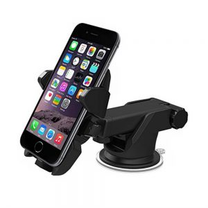 Car Mobile Holder Long Neck  (Mount-Suction)