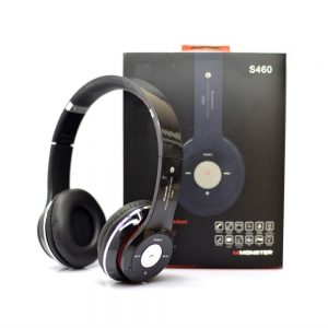 S460 Wireless Headphone with Radio & SD Card Support (On Ear) 6 Months Warranty + Free Shipping