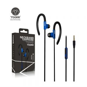 Yookie YK220 Wired Earphone (In Ear)