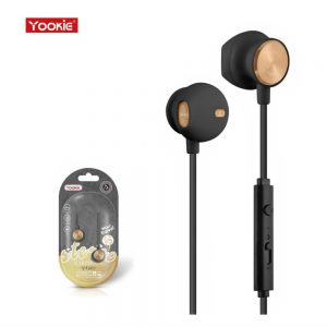 Yookie YK860 Wired Earphone (In Ear)
