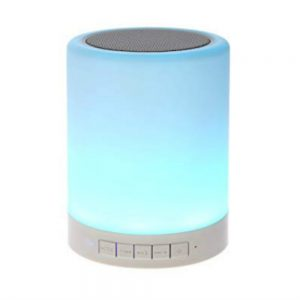 Touch Lamp Light Wireless Speakers (3W)